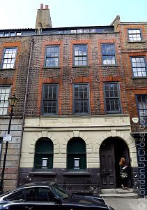 19 Princelet Street - a building that echoes with the past.