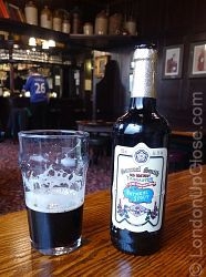 Samuel Smiths' Oatmeal Stout is one of our favourites.