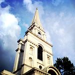 London Attractions - Churches, Cathedrals, Temples and Cemeteries: Christchurch, Spitalfields. Photo by simiant, flickr.com/photos/simiant