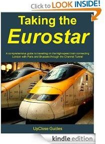 Taking the Eurostar e-book