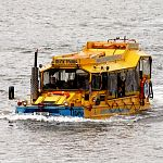 Things to do in London - Tours & Walks. London Duck Tours. Photo by mdpettitt, flickr.com/photos/mdpettitt